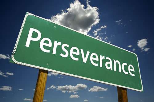 Power Of Passionate Perseverance